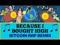 Because I Bought High - Bitcoin Rap (Because I Got High, Bitcoin Remix)