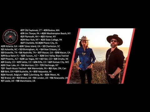 Devon Allman Project (special guest Duane Betts) @ Salvage Station 5-2-2018