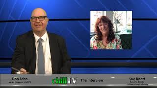"chillTV Interview:  ""Sue Knott"" May 2020"