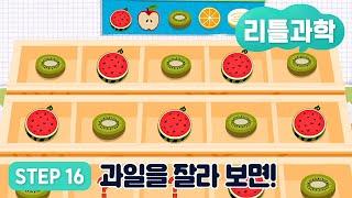 [리틀과학] STEP 16. ★과일을 잘라보면!★ | …