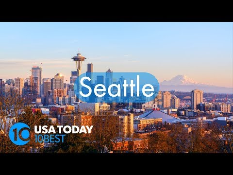 10 best things to do in Seattle, Washington