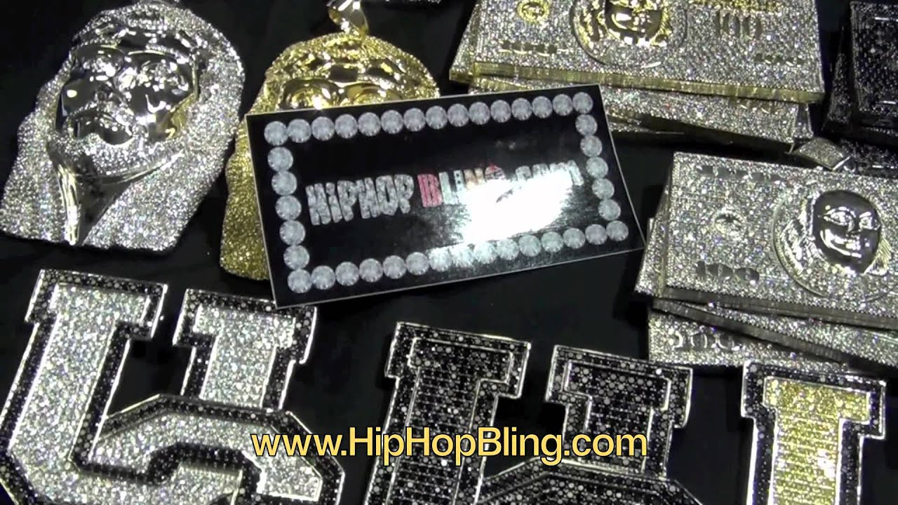 New custom hip hop pendants all micro pave hand set youtube aloadofball Image collections