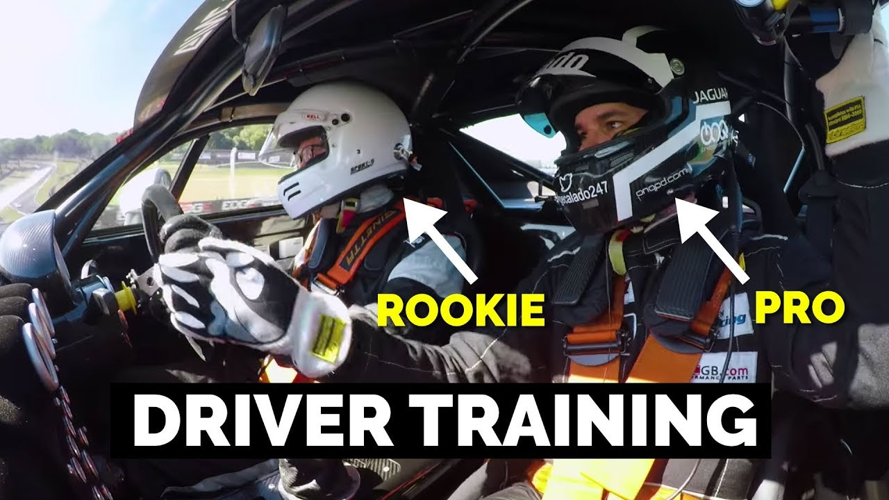 Essential Track Training: How to Be A Racing Driver, Episode 6 - Carfection