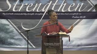 Pastors & Leaders Camp 2019 - Pastor Tanya Brown - Tuesday  Night
