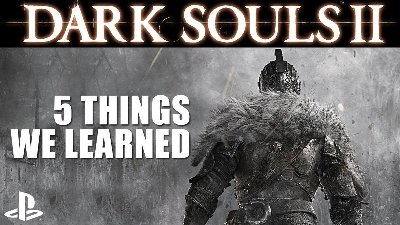 Dark Souls 2 2014 All Cutscenes Walkthrough Gameplay: Dark Souls 2 PS3 Gameplay
