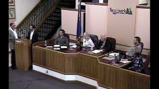 Fargo Park Board meeting October 8, 2019