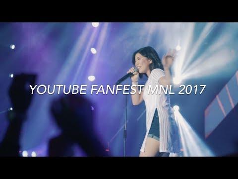 BEST CINEMATICS from YouTube FanFest MANILA 2017?! #YTFFPH