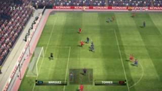 PES 2010 PC Gameplay HD
