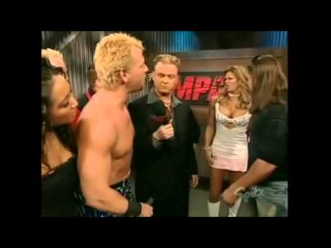 Jeremy Borash Backstage Interview With Matt Bentley and Traci Brooks