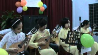 Mandolin - Guitar - Ơn Cha