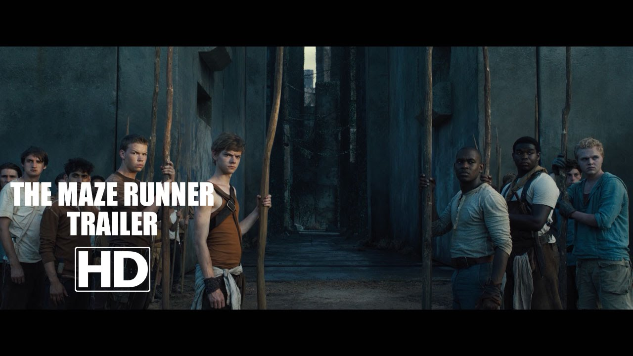 Download The Maze Runner: Official Trailer 2 [HD]