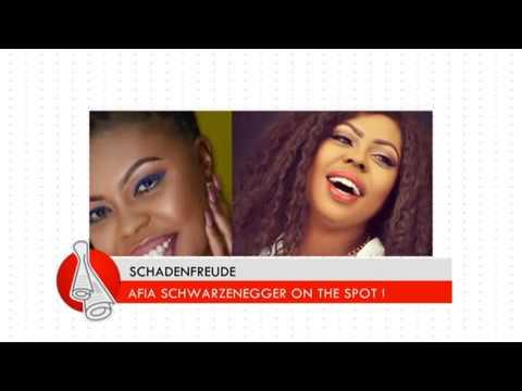 Lil Win on Afia Schwarzenegger - Don't think far news (16-9-17)