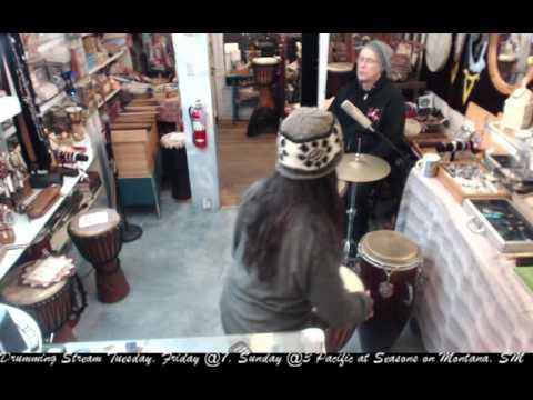Drumming 2 Cope 12.27.16