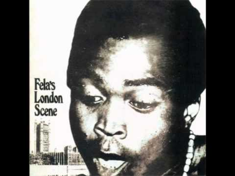 "Fela Kuti- ""Who're You"""