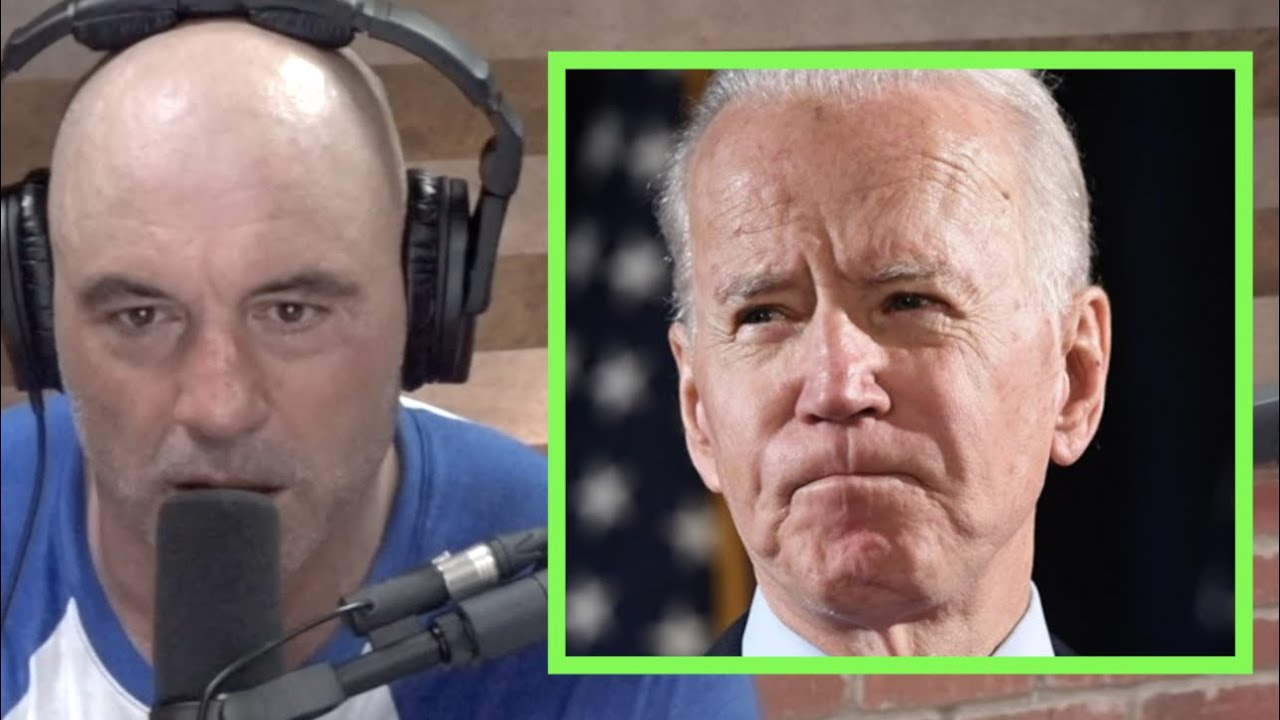 """Joe Rogan Clarifies """"Trump Over Biden"""" Stance"""