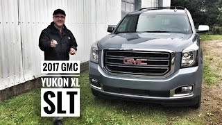 2017 Gmc Yukon Xl Slt Review And Road Test  Pye Chevrolet Buick Gmc Truro Nova Scotia