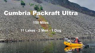 Cumbria Packraft Ultra