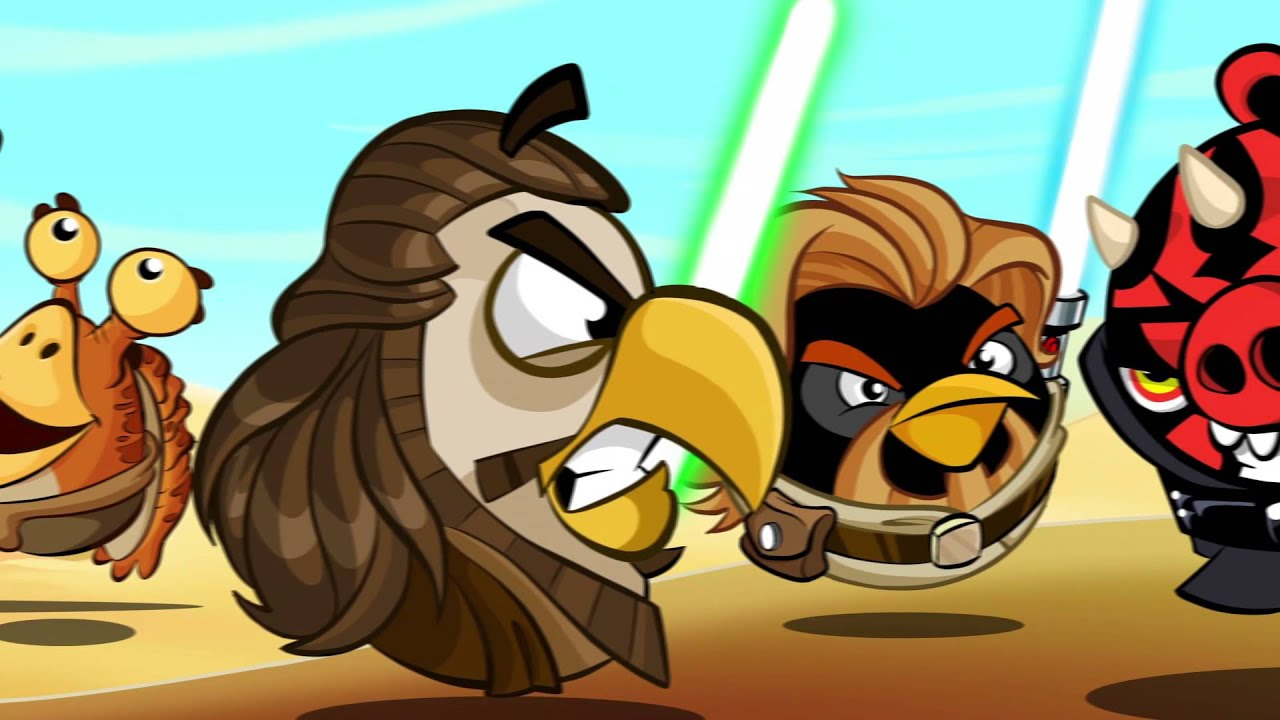 Angry Birds Star Wars Ii Full Trailer Youtube