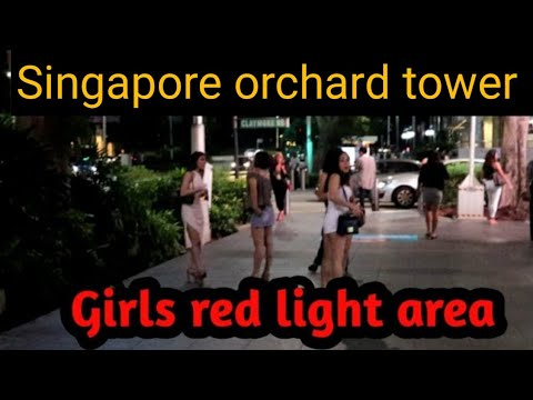Red Light District OrchardTower(2019) Pubs,Clubs,Girls Have Fun In Nightlife $$$😍😍😍