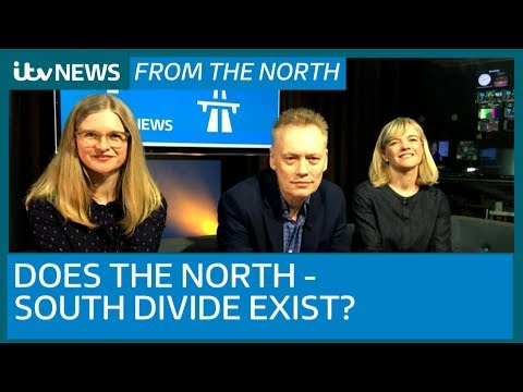 Does the North-South divide still exist? Watch our new podcast From The North | ITV News Mp3