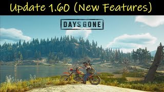 Days Gone | Update 1.60 (New Features) Video