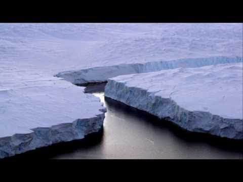 Larsen C of Antarctica  Iceberg twice the size of ACT about to break off Antarctica