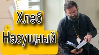 «Она встала и служила им». Протоиерей  Андрей Ткачёв.