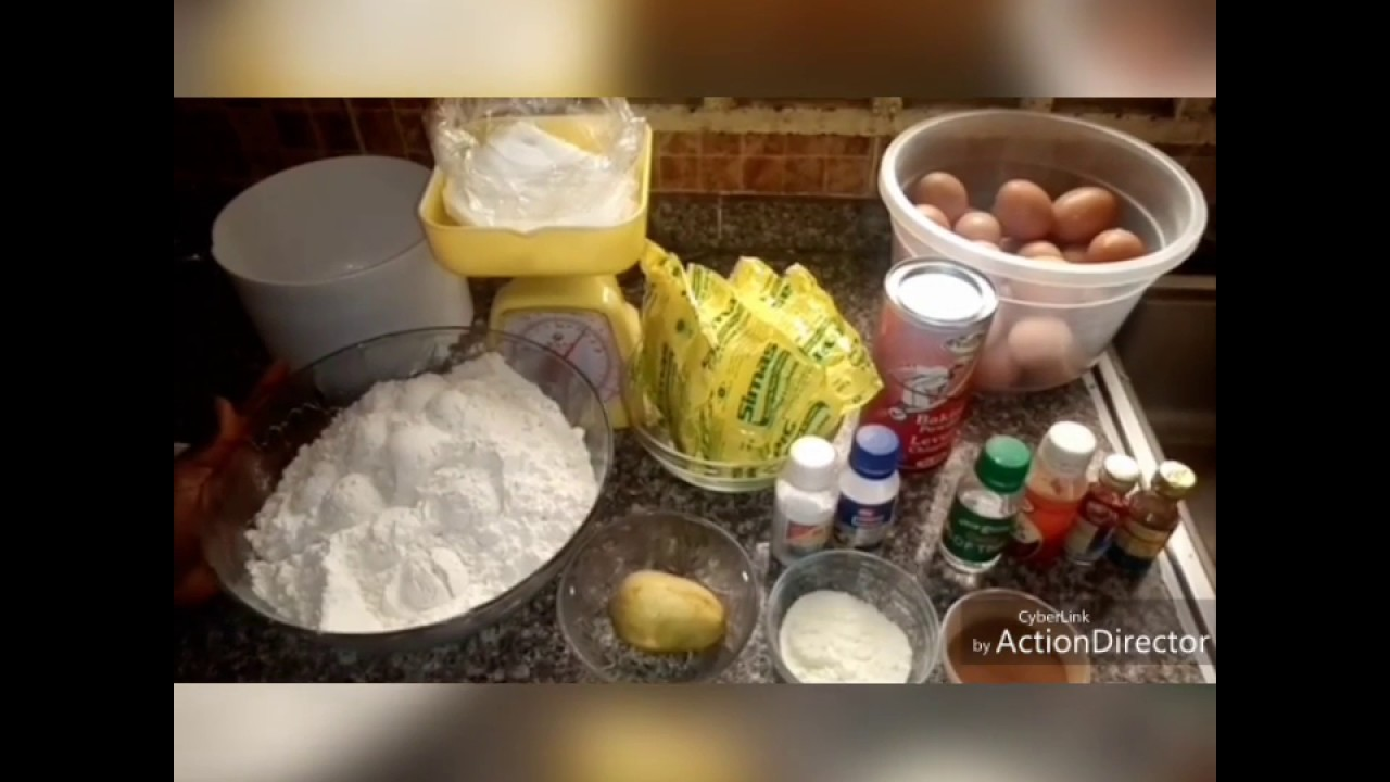 Download HOW TO MAKE DELICIOUS CAKE AT HOME./NIGERIAN STYLE