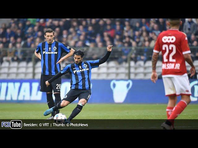 2015-2016 - Croky Cup - 06. Finale - Club Brugge - Standard 1-2