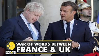 France threatens sanctions against UK over fishing licences row   Post-Brexit   Latest English News
