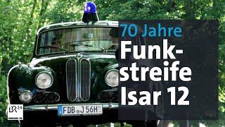 Скачать Isar 12 Bitte Kommen München War Die Erste Stadt Mit Einer Funkstreife BR24