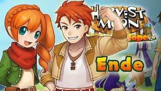 🎇 Harvest Moon: Light Of Hope - Let's Play #090 【 Deutsch / German 】 -  Die Hochzeit