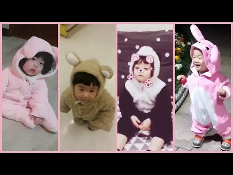 [PART 2] Cute Korean Baby Costume Compilation