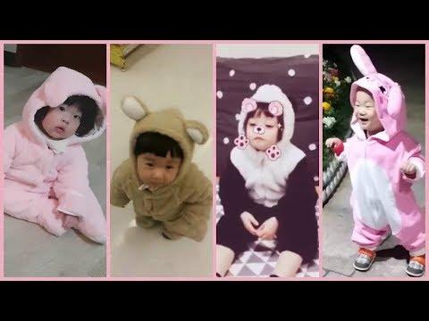 [PART 2] Cute Korean Baby Costume Compilation