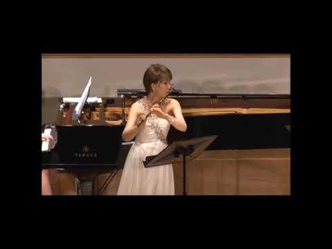 Chiharu Tachibana plays Valse di Bravura by Franz Doppler with Miho Shirato