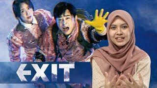 Review Filem - Exit