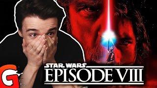 STAR WARS EPISODE 8 TRAILER REACTION (The Last Jedi)