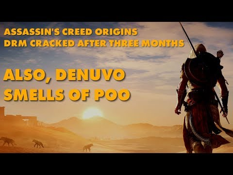 Assassin's Creed Origins DRM Cracked After Three Months thumbnail