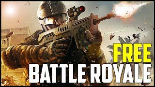 FREE TO PLAY MILITARY BATTLE ROYALE! - Warface Gameplay