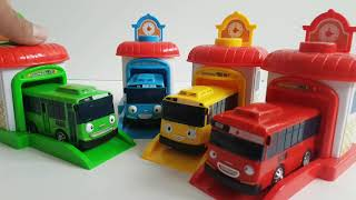 Tayo Bus Play and Review with Dlan