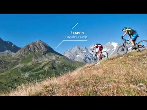 La Grande Traversée des Hautes-Alpes à VTT