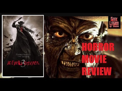 JEEPERS CREEPERS III  2017 Stan Shaw  Horror Movie