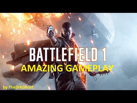 Battlefield 1 Suez Map Gameplay