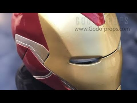 how to make iron man helmet mark 85   in malayalam part 1