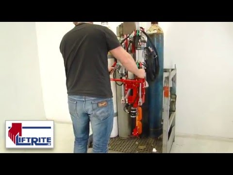 Lifting Gas Cylinders | Lift Rite