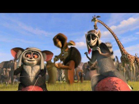 Madagascar: Escape 2 Africa (2008) third trailer
