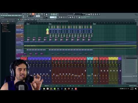 CÓMO MEZCLAR VOCALES/ACAPELLA - Guía General - FL Studio