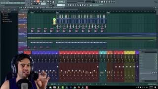 CÓMO MEZCLAR VOCALES/ACAPELLA - Tutorial - FL Studio