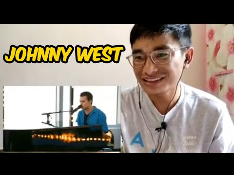Johnny West (Original Song) || Makin' Love || American Idol Audition || Reaction
