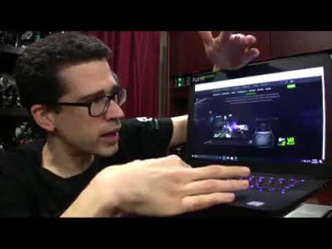 Raze blade laptops am I holding up in this video